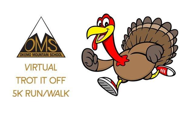 OMS  Virtual Trot It Off 5K Run/Walk
